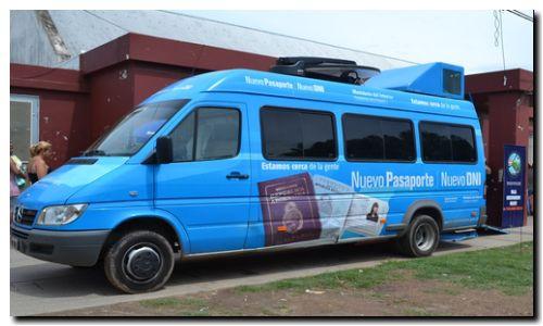 NECOCHEA: Enviarán Vehículos la semana próxima para tramitar los DNI