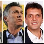 ENCUESTAS: Scioli lidera una primera vuelta con el 32%
