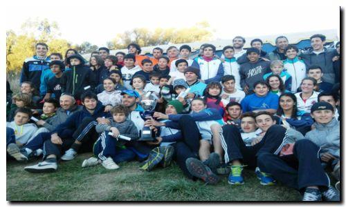 NECOCHEA: San Rafael campeón de la Copa Challenger de Canotaje
