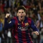 FÚTBOL: Messi no estará en el debut