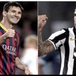 COPA DE CAMPEONES: Messi y Tevez disputarán en Berlín el trono de Europa