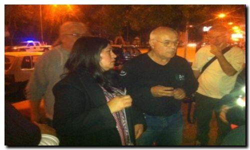 NECOCHEA: Concentración por Melissa, la joven muerta en Quequén