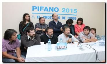 ELECCIONES 2015: José Pifano oficializó su pre candidatura a la intendencia de Lobería por el FPV