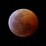 CIENCIA: La Luna se juntará con Saturno y se podrá ver en todo el país