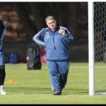 COPA AMÉRICA: Llegó Tevez, hoy lo hará Messi