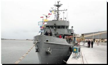 NECOCHEA: Hoy lunes llega el Aviso Sobral de la Armada