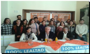 ELECCIONES 2015: ¿Qué pasó con la lista de Ricardo Calcabrini?