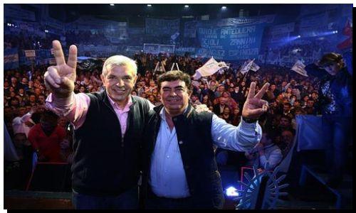 ELECCIONES 2015:Domínguez y Espinoza lanzaron su fórmula