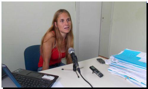 """NECOCHEA: """"Es nula la voluntad de la UPC para solucionar el problema de los vecinos"""", dijo Silvia Jensen"""