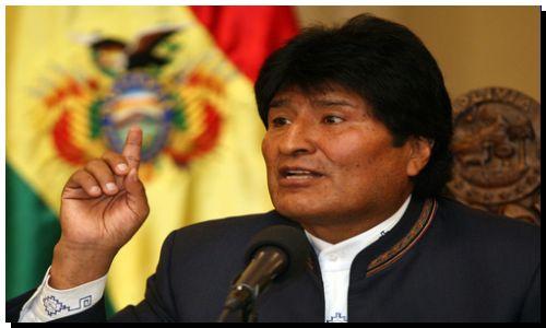 PROPUESTA: Evo Morales propuso la mediación Papal por la salida al mar