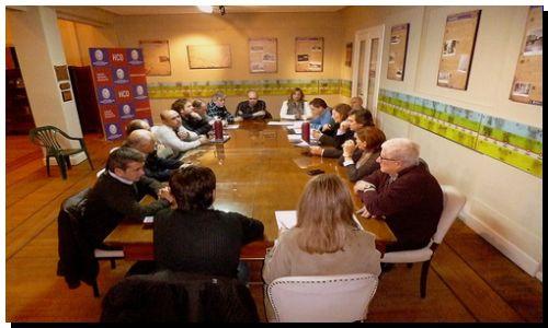 RUTA 88: Reunión de la Comisión respectiva en el Concejo Deliberante