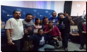 ELECCIONES 2015: El Movimiento Evita Necochea aompaña a Diana Argüello
