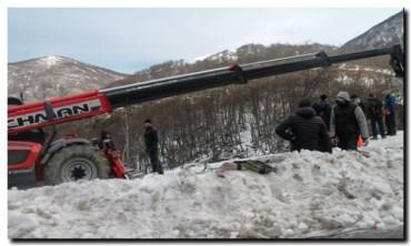 ESPECTÁCULO: Di Caprio filma en Ushuaia