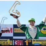 TOP RACE V6: Franco De Benedictis palpita su ascenso