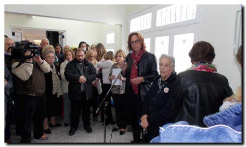 NECOCHEA: Se inauguró la obra del Servicio de Oncología y Hematología en el Hospital Ferreyra
