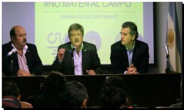 """AGRO: """"Con los muchachos de Scioli tenemos buen diálogo"""", dijo Egidio Mailland"""