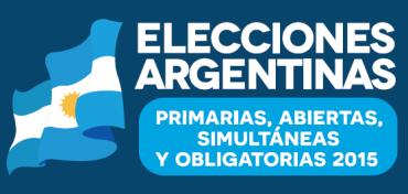 ELECCIONES 2015: Números oficiales