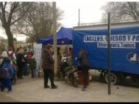 Vuelve el camión de la economía popular a la ciudad de Necochea