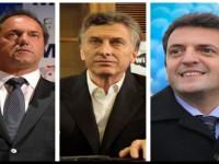 ENCUESTAS 2015: A una semana de las PASO, Scioli mantiene su ventaja