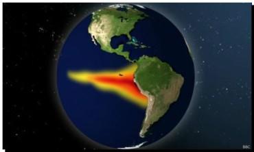 EL TIEMPO: Efectos de El Niño hacia fines de octubre