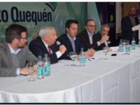 PUERTO QUEQUÉN: Firma convenio de pasantías entre la UNICEN y el sector exportador