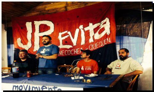 POLÍTICA: Reunión del Movimiento Evita en Necochea