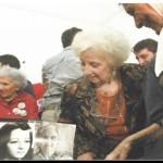 ABUELAS anunció la recuperación de la nieta 115, Ana Libertad