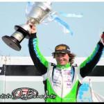 AUTOMOVILISMO: Juan De Benedictis ganó el torneo de invitados