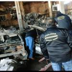 NECOCHEA: Desbaratan taller clandestino de autopartes