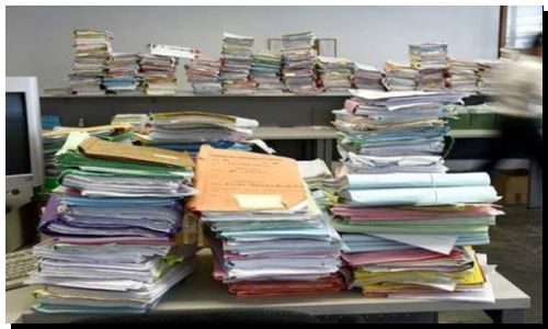 JUSTICIA: Fin para los expedientes judiciales en papel