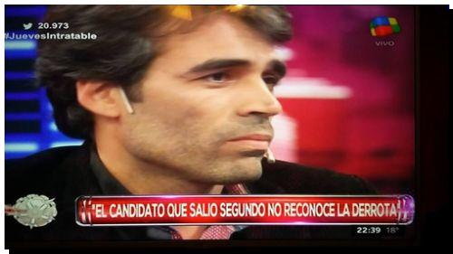 NECOCHEA: El intendente electo habló por América TV