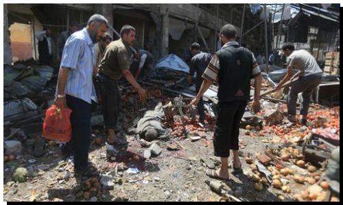 CRISIS: Nueva masacre en la ciudad siria de Duma