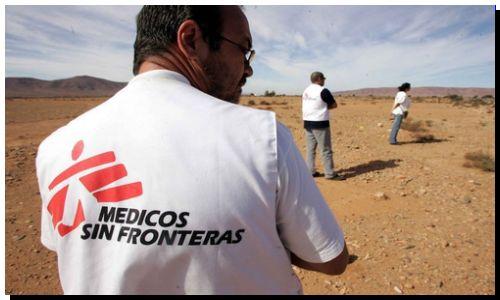 AYUDA: Médicos sin Fronteras cuestiona su presencia en los países en conflicto