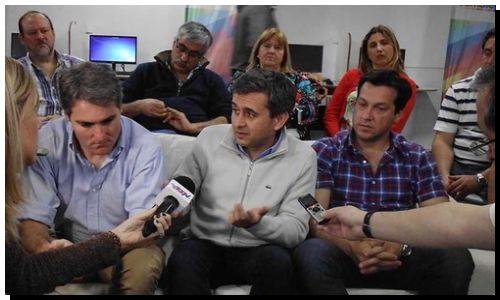 NECOCHEA: Pablo Aued tuvo que reconocer el triunfo de Facundo López