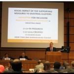 PRODUCCIÓN: Breitenstein expuso ante las Naciones Unidas en Viena