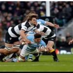 GRAN CIERRE: Los Pumas derrotaron con buen juego a los Barbarians