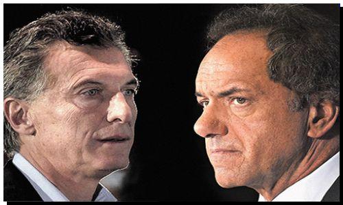 ELECCIONES 2015: ¿Qué dicen las encuestas a días del balotaje entre Scioli y Macri?