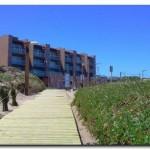 PUERTO QUEQUÉN: Inauguración de las obras en las costaneras y escolleras