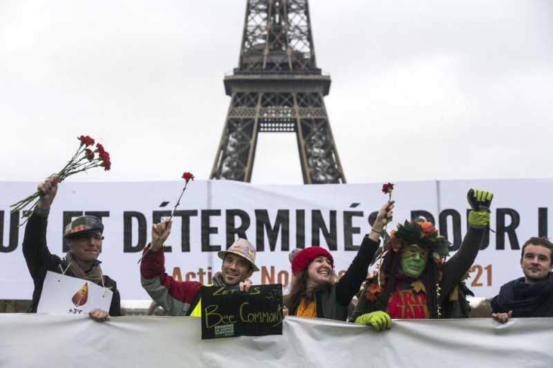 ECOLOGÍA: Cambio climático