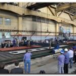ASTILLERO: Río Santiago inició la construcción del primero de los bulk carrier de 20 mil toneladas