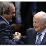 FIFA: Blatter y Platini, suspendidos 8 años