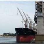 PUERTO QUEQUÉN incrementa las toneladas a exportar
