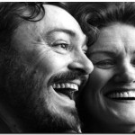 PROYECCIÓN: Luciano Pavarotti y Joan Sutherland desde el Met