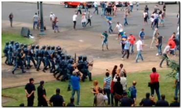 REPUDIO: Frente a la protesta social, la salida es el diálogo y no la violencia institucional
