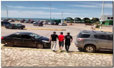 POLICIALES: Aprehendieron en Necochea a un tandilense buscado por la Justicia