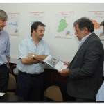 PRODUCCIÓN: Evalúan impulsar proyecto turístico entre Ayacucho y Tandil