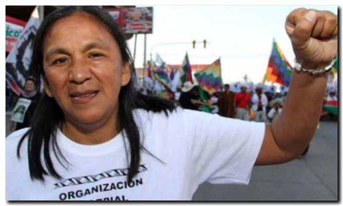 """El secretario General de la OEA pidió la """"inmediata liberación"""" de Milagro Sala"""