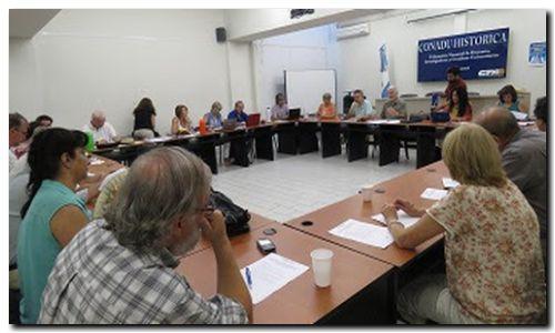 CONADU Histórica reclama la inmediata liberación y el cese de la persecución a dirigentes gremiales de Tierra del Fuego