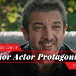 """PREMIO GOYA: Ricardo Darín se quedó con el de mejor actor por """"Truman"""""""