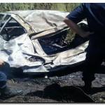 NECOCHEA: Dos jóvenes con graves quemaduras